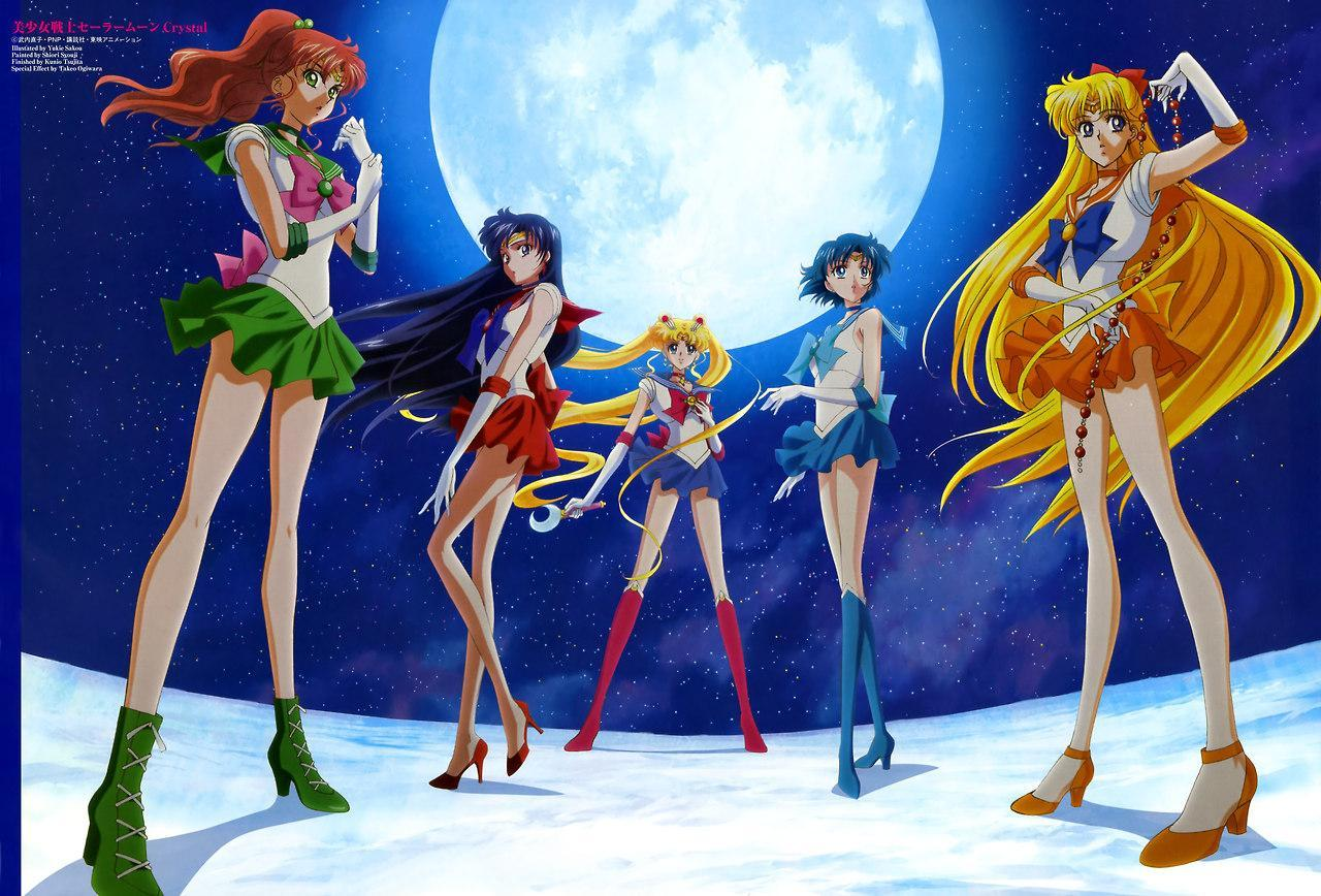 Sailor Moon is a