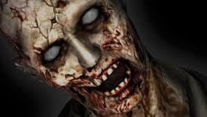 OK so your walking in the woods and all the sudden you see a zombie! What do you do?