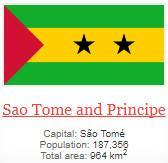 what is capital of Sao Tome and Principe ?