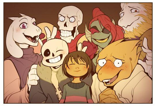This One Might Stump Ya But.... Who Is Small And Chubby, That Is A Dinosaur And They Like Frisk?.....