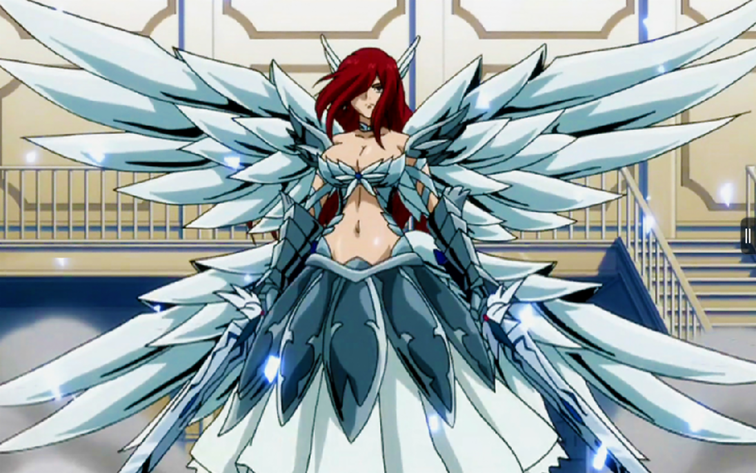 Me : erza  Erza  yess where will your guildmark be and what color?