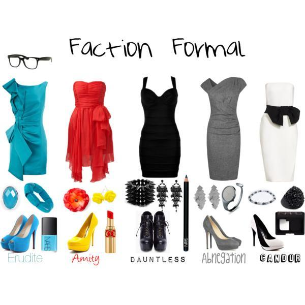 Which of these outfits would you most like for formal wear?