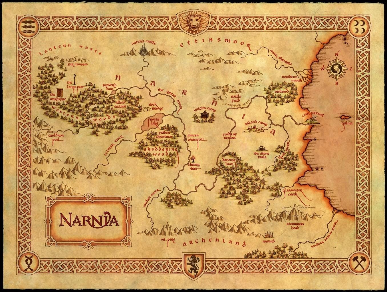 do you enjoy reading the Chronicles of Narnia books?