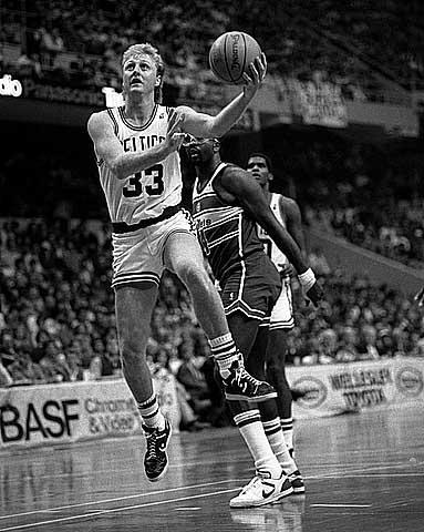 What state in America is Larry Bird from?