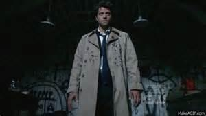 In Season 4, Episode 1, what did Dean suggest Castiel was?