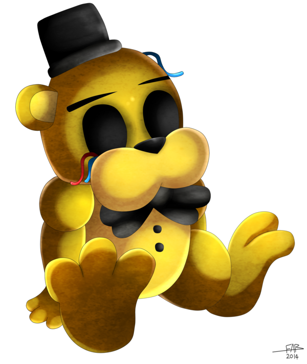 (w golden freddy): so, how would you attack the guard?