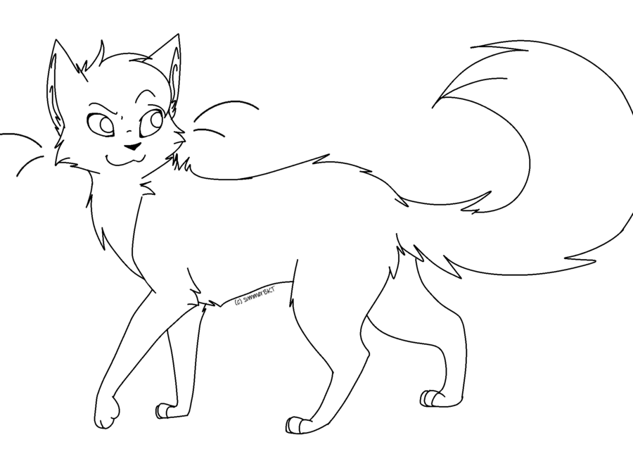 what is the pelt color of cinderpelt