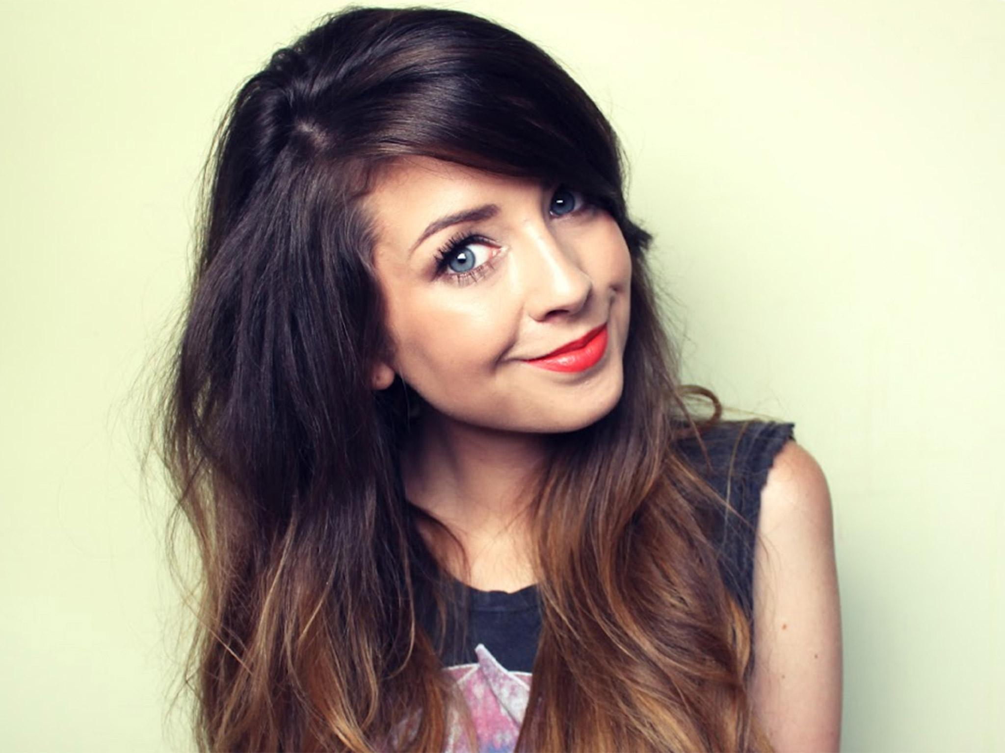Who is this British Youtuber (First and Last name (her shorter name)