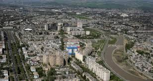 Dushanbe is the capital city of...