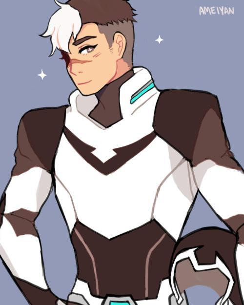 what does shiro find out about his robo arm?