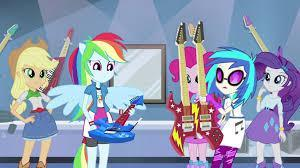What is Fluttershy Rainbow Rocks Instrument?