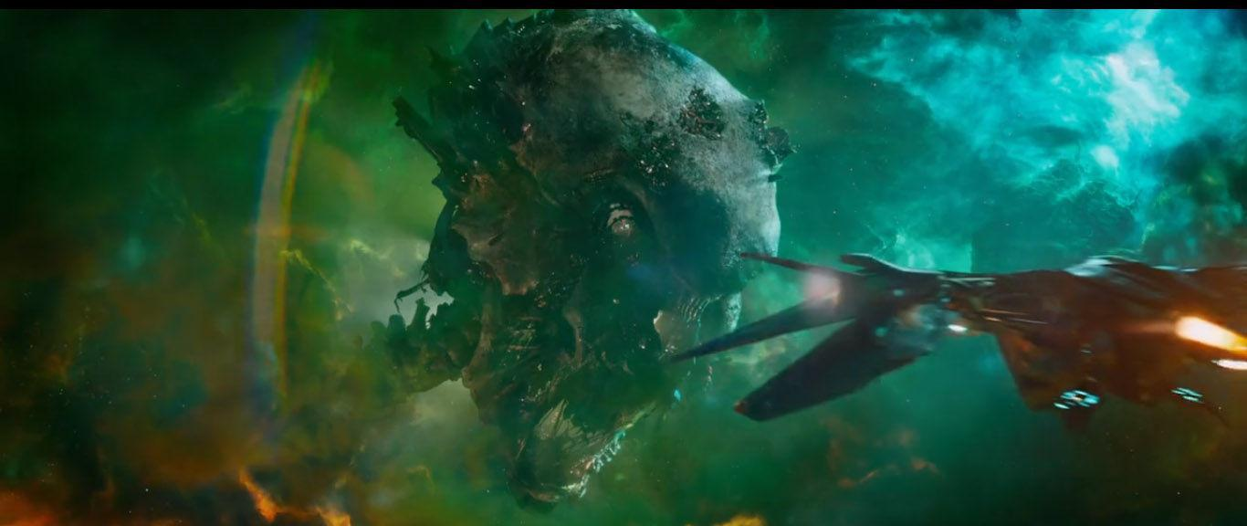 What is the name of the planet that Drax tried to challenge Roland on?