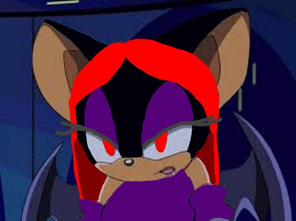 When you got home your sister was making out with Scourge on the couch. You were to upset to care and just walked up to your room sadly. ~with Sonic and the others~ Sonic's P.O.V. Alexis was waiting in her car to drive us home and I was the last one to get in. She didn't say anything and just looked at the road in silence as she drove.