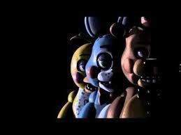 When you open the door. You see Toy Freddy, Toy Bonnie and Toy Chica and you says.. And after you go see Balloon Boy