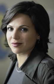 What was the name of the actress who played Regina in the show Once Upon a Time?