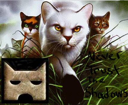 You are in love with a Shadowclan cat!