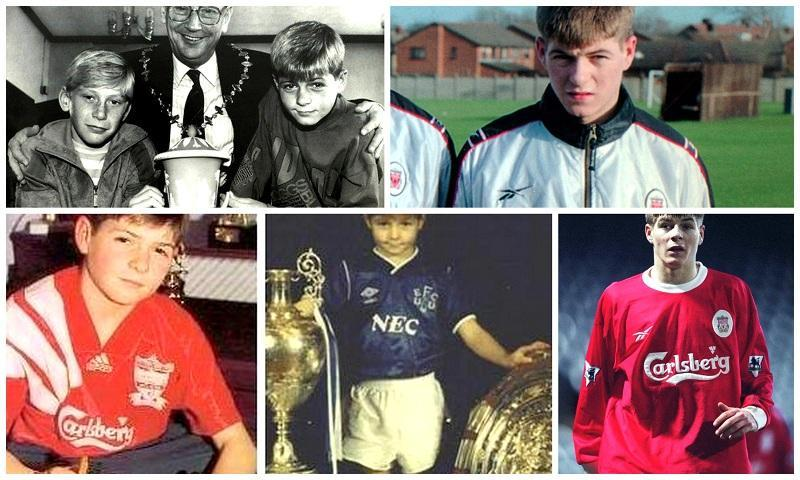 He started out young, playing for his local club Whiston Juniors, where he was noticed by Liverpool scouts. He eventually joined the Liverpool Academy at the age of nine, and the rest is just history.
