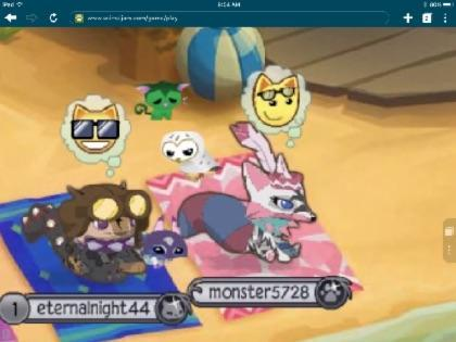 True or False: There is no such thing as a scammer in Animal Jam.