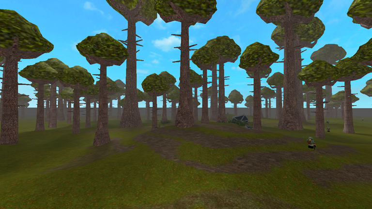 The Roblox Forest