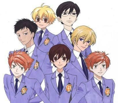 ouran high school host club x haruhi's twin brother crossover ultra prince no sama x ouran