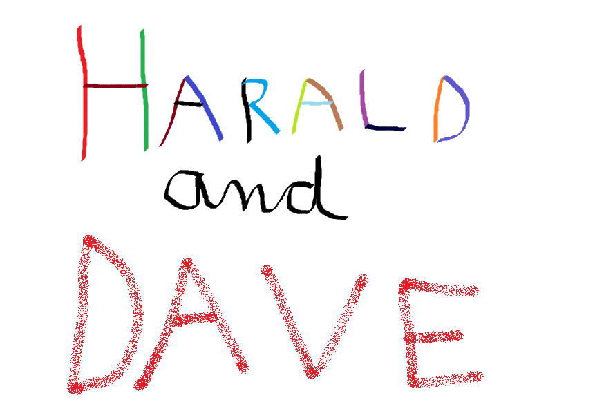"Harald & Dave Episode 4 ""Driving"""
