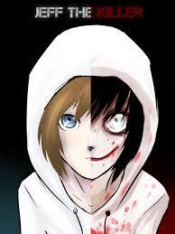 Jeff The Killer (love story)