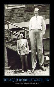The Man Who Was 10 Feet Tall