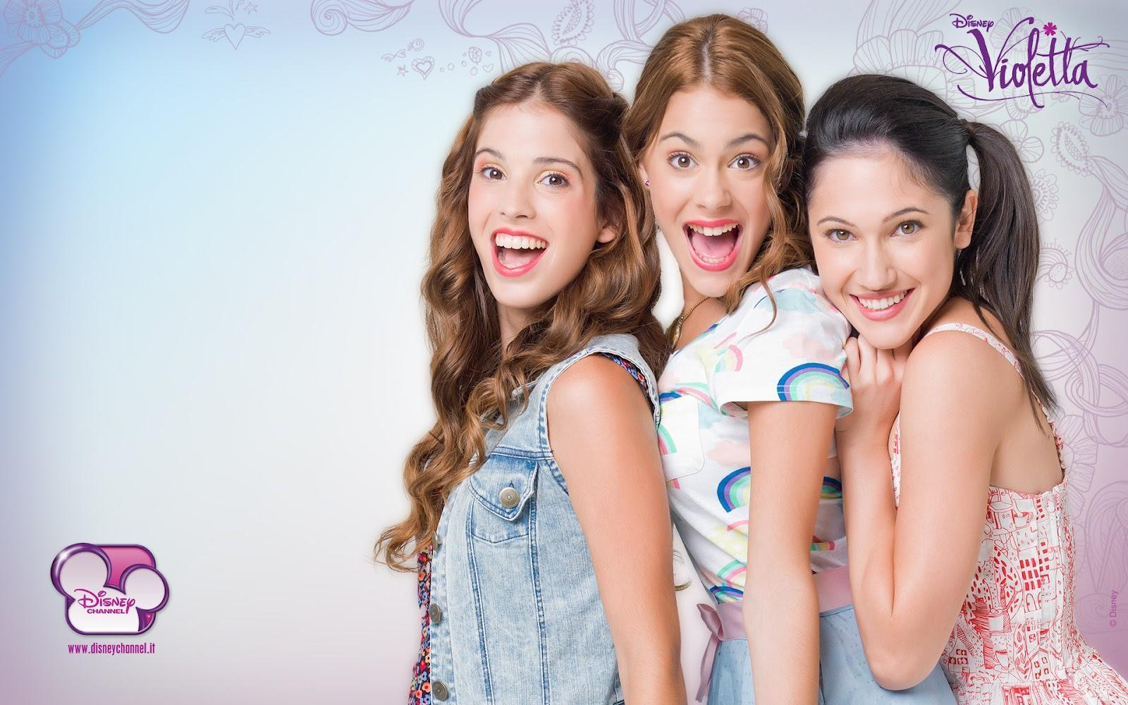 VIOLETTA : ONCE AGAIN