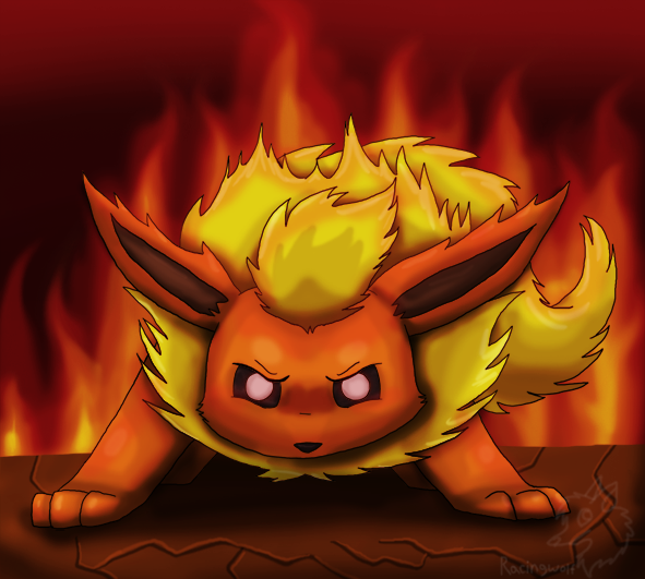 The Burning: An Eevee Love Story