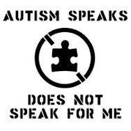 Why Autism Speaks is a terrible organization.