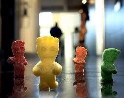 Sour patch girls