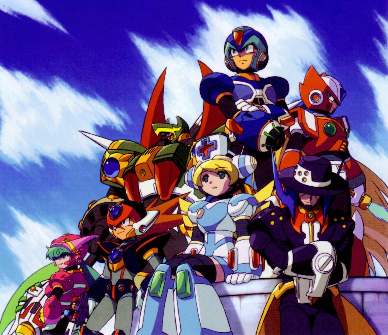 Megaman X: Prelude to Elf Wars