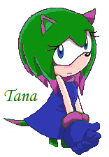 Tana the Hedgehog