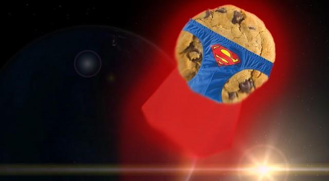 The adventures of Super Cookie
