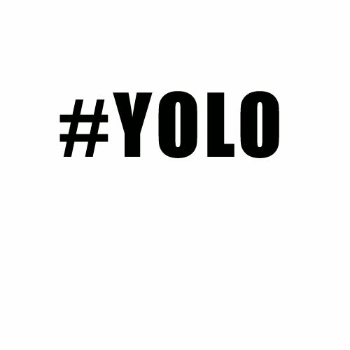 "The Rise in Popularity of the Term ""YOLO""."