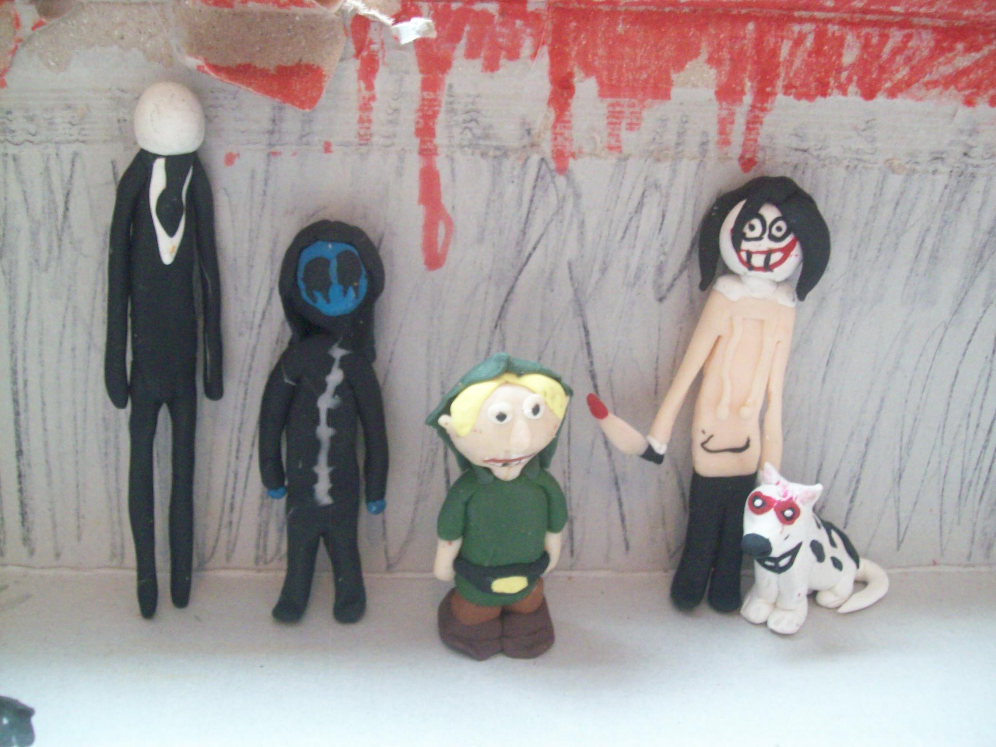 !!@Bing00's Clay Creepypastas!!