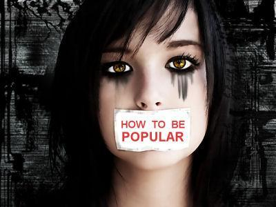 How To Be Popular (A Short Horror Story!)
