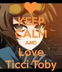 Ticci toby x reader - Story