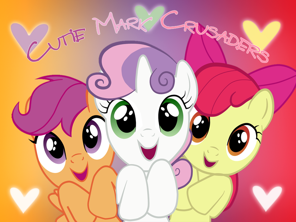 the cutiemark crusaders ride