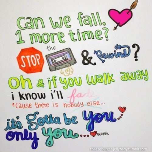 """Gotta Be You"""