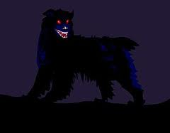 Dogs of darkness