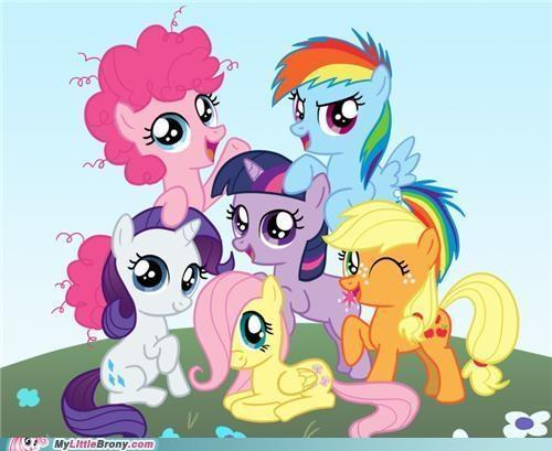 My little Filly (mlp)