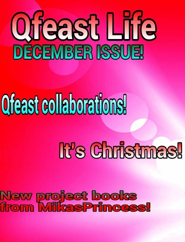 Qfeast Life - December 2014 Issue