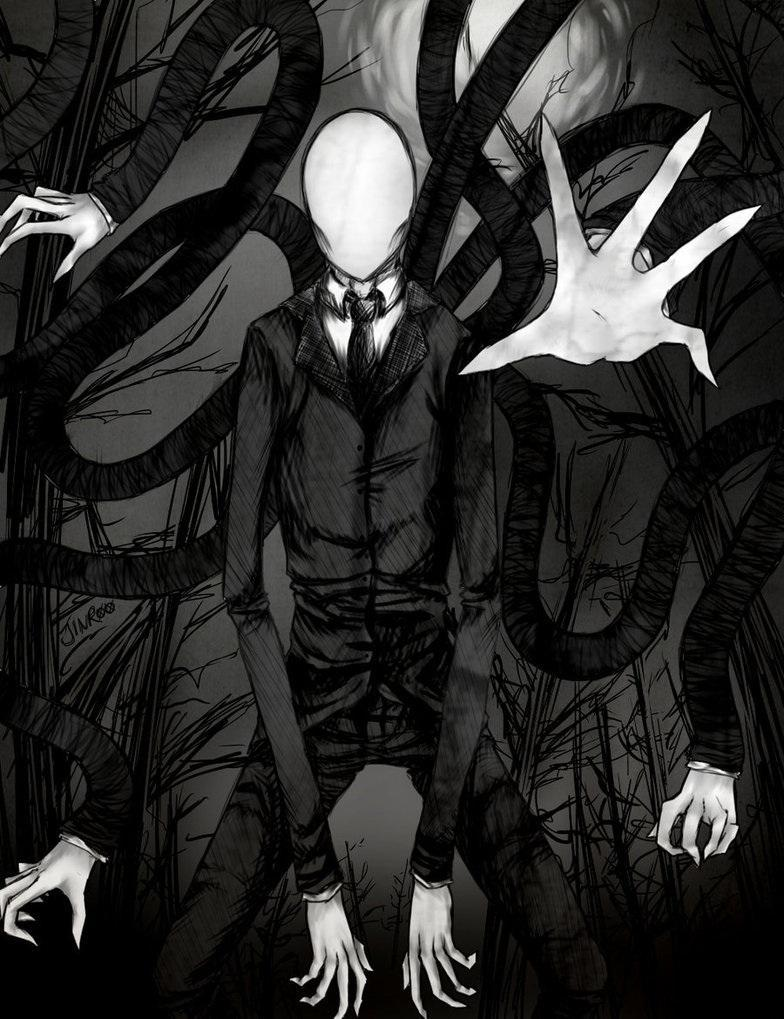 The Slender Man Origin. (A Creepypasta Origin!)