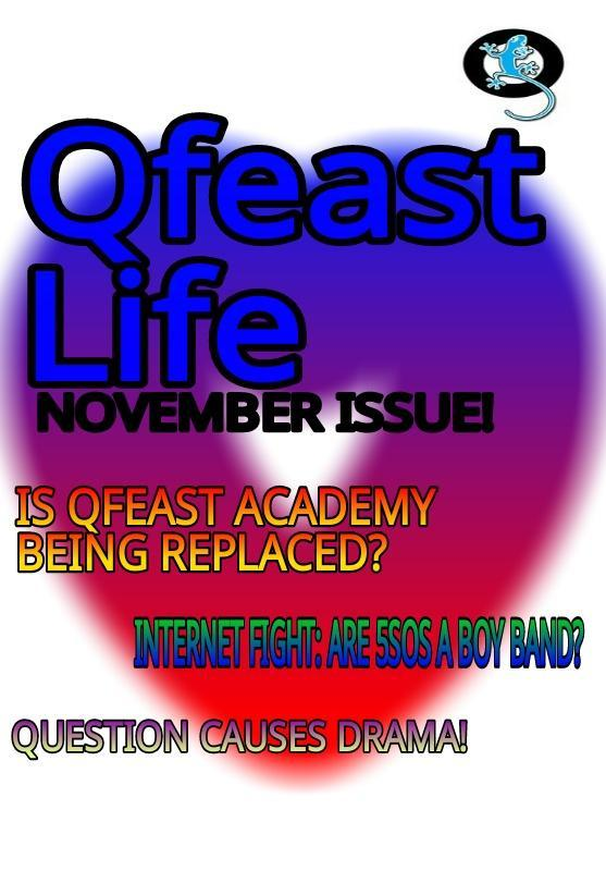 Qfeast Life - November 2014 Issue