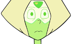 Steven universe paridot becomes a crystal gem *updated*