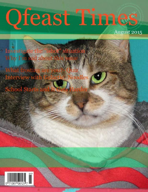 QFeast Times August 2015