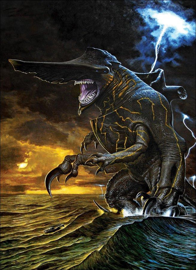 Guiron Vs Knifehead