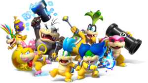 Koopalings Battle!