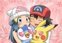 Pokemon love story: pearlshipping special!